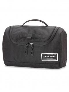 Dakine Kulturtasche zum aufhängen Revival Kit LG Schwarz 10001812