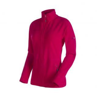 Mammut Jacke Damen Yampa ML Jacket Women Pink Fleecejacke Freizeit S