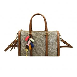 Fossil KENDALL Satchel Natru Multi ZB7156-994 Handtasche Tasche