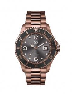 Ice-Watch 016767 ICE steel Large Uhr Herrenuhr Datum Bronze