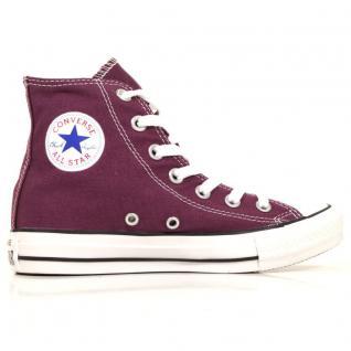 Converse Damen Schuhe All Star Hi Violett 144802C Sneakers Gr. 36, 5