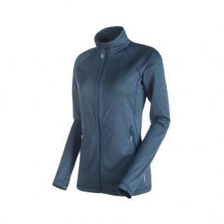 Mammut Jacke Damen Runbold Light ML Jacket Women Blau Lauf Fitness XL