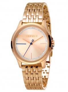 Esprit ES1L028M0085 Joy Rosegold MB. Uhr Damenuhr Edelstahl Rose