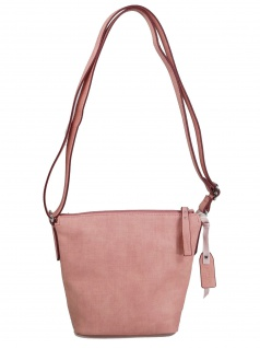Esprit Damen Handtasche Tasche Davina S shoulderbag Rosa
