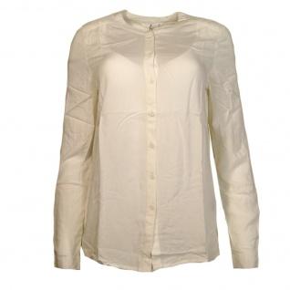 Only Damen Damenbluse Bluse NEW FALLOW Button Shirt Weiß Gr. 36
