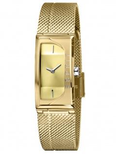 Esprit ES1L015M0025 Houston Lux Gold Uhr Damenuhr Edelstahl Gold