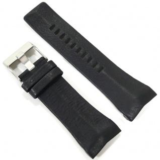 Diesel Uhrband LB-DZ1342 Original DZ 1342 Lederband