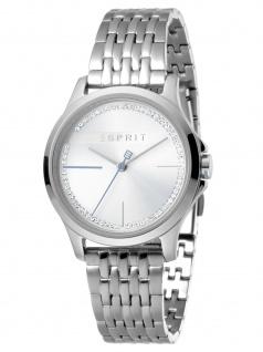 Esprit ES1L028M0055 Joy Silver MB. Uhr Damenuhr Edelstahl Silber