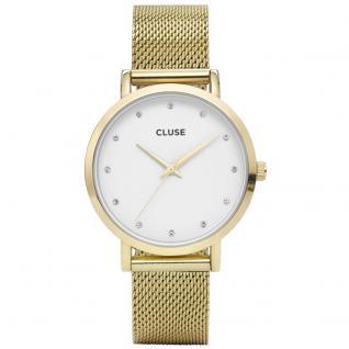 CLUSE CL18302 CL18302 Uhr Damenuhr Edelstahl gold