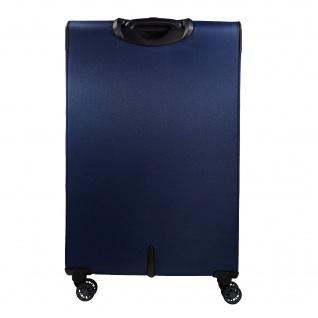 Travelite Capri 4 Rollen Blau 66 cm Trolley 67 L Koffer 89848-20 - Vorschau 5