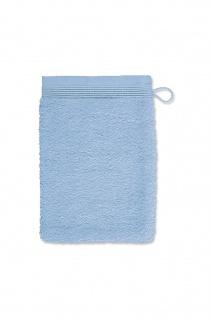 Möve Superwuschel Waschhandschuh 15x20 cm aquamarine