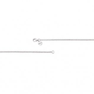 XENOX XK500-50 Damen Kette Sterling-Silber 925 Silber 50 cm