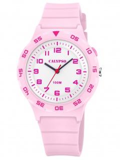 Calypso K5797/1 Uhr Junge Kinderuhr Kunststoff rosa