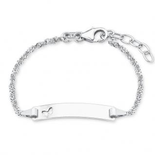 Prinzessin Lillifee 2017952 Mädchen Armband Gravurarmband Silber