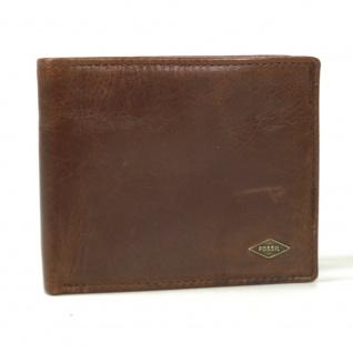 Fossil Geldbörse Ryan Bifold Braun ML3736-201 Herren Geldbeutel Börse