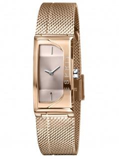 Esprit ES1L015M0035 HOUSTON Uhr Damenuhr Edelstahl Rose