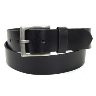 Esprit Herrengürtel 113CA2S003-C001 Basic Belt Schwarz Gürtel 100 cm