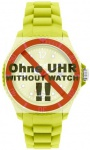 Ice-Watch Uhrenarmband LB-SI.EV.B.S.10 Silikon 22 mm Lemone