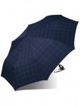 Esprit Taschenschirm Gents Mini Tecmatic 50352 Regenschirm Blau