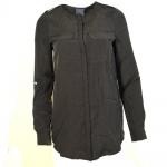 Vero Moda Damenbluse Bluse Langarm COBRA LS Shirt Schwarz Gr. XS