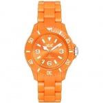 Ice-Watch CF.OE.B.P.10 Uhr Classic Fluo orange BIG Kunststoff Analog