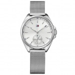 Tommy Hilfiger 1781758 Ava Uhr Damenuhr Edelstahl Silber