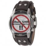 Fossil Uhrband LB-CH2586 Original Lederband CH 2586