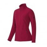Mammut Jacke Damen Yampa ML Jacket Rot Funktionsjacke Fleece L