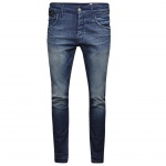Jack & Jones Herren Jeans 12086225 Nick Core Lab NOOS Blau 28W / 32L