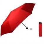Flash Super Mini Flash solid Rot Regenschirm Taschenschirm