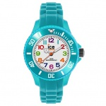 Ice-Watch 012732 ICE mini turquoise extra small Uhr Mädche blau