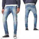 G-Star Herren Jeans Hose Revend Super Slim Blau Gr. 33W / 32L
