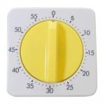 W&S 13600-03 Eieruhr gelb weiß Kunststoff Kurzzeitmesser