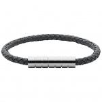 Skagen SKJM0111040 Herren Armband VINTHER Edelstahl Silber Grau 20 cm