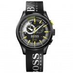 Hugo Boss 1513337 Yachting Timer Chrono Uhr Herrenuhr schwarz