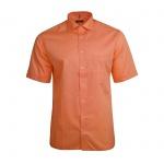 Eterna Herrenhemd Kurzarm Modern Fit Apricot XL/43 Hemd 4297/80/C157