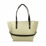 Esprit Nerea Shopper 2in1 Grau Damen Handtasche Henkel Tasche Shopper