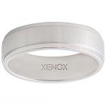 XENOX X2227-62 Herren Ring XENOX & friends Edelstahl Silber 62 (19.7)