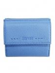 Esprit Damen Geldbörse Portemonnaies Lea S wallet Blau 019EA1V006-440