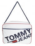 Tommy Hilfiger Tasche TJM Modern Prep Messenger Weiß AM0AM04413-107