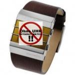 Diesel Uhrband LB-DZ7071 Original Lederband für DZ 7071