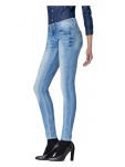 G-Star Damen Jeans 608856546-424 Lynn Mid Skinny Blau Gr. 25W / 32L