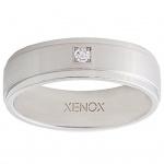 XENOX X2226-52 Damen Ring XENOX & friends Silber Weiß 52 (16.6)