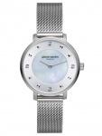 Pierre Cardin PC902412F02 Brochant Uhr Damenuhr Edelstahl Silber