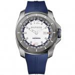 Tommy Hilfiger 1791113 WINDSURF Uhr Herrenuhr Silikon blau