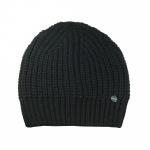 Esprit Chunky Knit Beanie Schwarz Strick Mütze OneSize 117EA1P009-E001