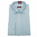 Eterna Herrenhemd 1100/10/X177 Modern Fit Hellblau Gr. XL/43