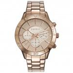 Esprit esprit tp-10886 rosé gold Uhr Damenuhr vergoldet Datum rosé