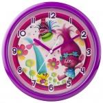 RHYTHM TROL35 Wanduhr TROLLS Uhr mehrfarbig