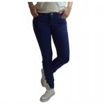 Authentic Style Damen Hose Jeans Sublevel Super Skinny Leg Blau M